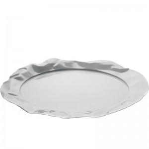 Поднос круглый Foix Alessi 90039 W