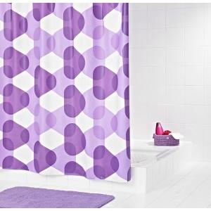 Штора для ванных комнат Triangle RIDDER 33363