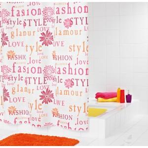 Штора для ванных комнат Glamour RIDDER 47312