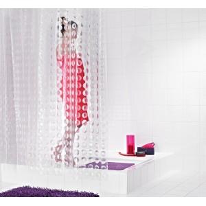 Штора для ванных комнат Loupe RIDDER 35897