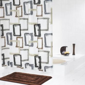 Штора для ванных комнат Pattern RIDDER 32388