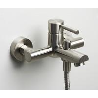 Смеситель для ванны с коротким изливом WasserKRAFT Wern 4201