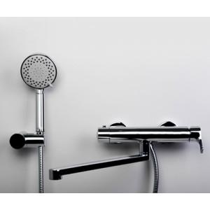 Смеситель для ванны с длинным изливом WasserKRAFT Berkel 4802L