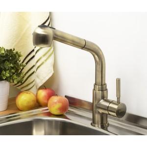 Смеситель для кухни с выдвижной лейкой WasserKRAFT А8237