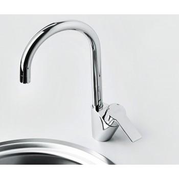 Смеситель для кухни с поворотным изливом WasserKRAFT Ammer 3707