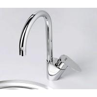 Смеситель для кухни с поворотным изливом WasserKRAFT Leine 3507