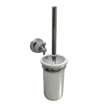 Туалетный ершик настенный хром Nicolazzi 1490CR05