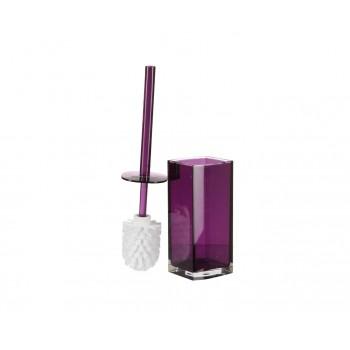 Ерш для унитаза PRIMANOVA D-14725 Roma (фиолетовый)