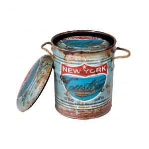 Пуф с ящиком для хранения NEW YORK УТ000000458