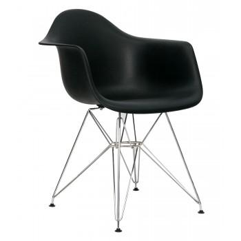 Стул Eames DAR черный 001-121