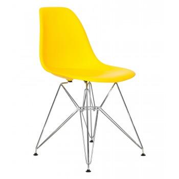 Стул Eames DSR желтый 001-120