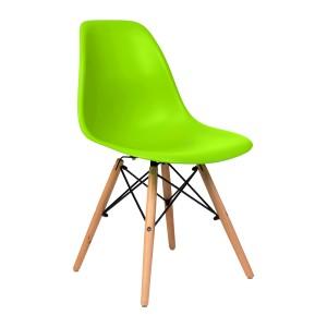 Стул Eames DSW светло-зеленый УТ000000733