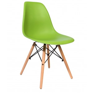 Стул Eames Style DSW зеленый УТ000000916