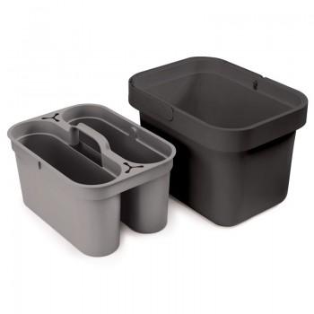 Ведро со съемным контейнером для хранения Clean&Store Joseph Joseph 85030