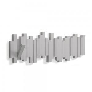 Вешалка настенная STICKS серая Umbra 318211-918