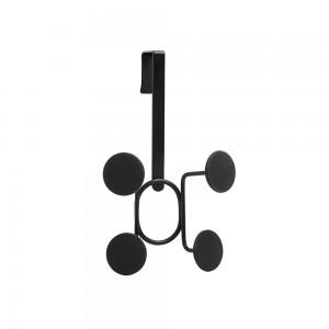 Вешалка надверная на 4 крючка YOOK Umbra 318247-038