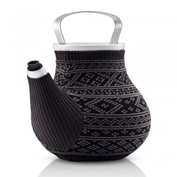 Чайник заварочный My Big Tea в вязаном чехле Eva Solo 567414