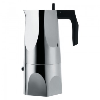 Кофеварка для эспрессо Ossidiana Alessi MT18/6