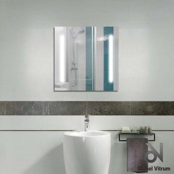 Зеркало Dubiel Vitrum РИДИ 65x65 с внутренней подсветкой УТ000000970