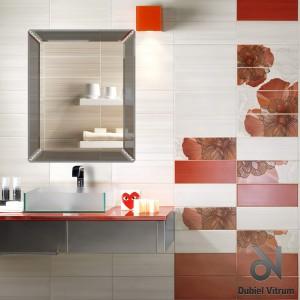 Зеркало Dubiel Vitrum СИРИУС с декоративным элементом УТ000001165
