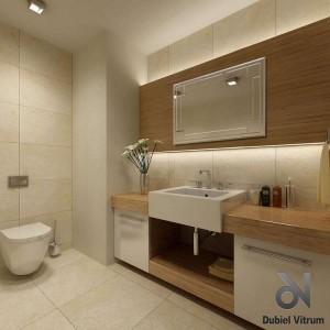 Зеркало Dubiel Vitrum КОМБИ-S 65x95 с декоративным элементом УТ000000872