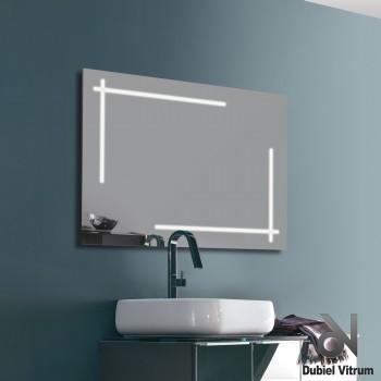 Зеркало Dubiel Vitrum АРТИ с внутренней подсветкой УТ000001291