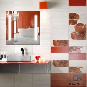 Зеркало Dubiel Vitrum РИДИ-Z 65x65 с внутренней подсветкой УТ000000876