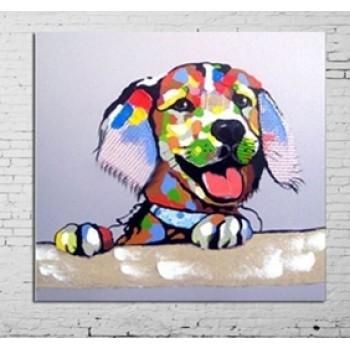 Картина собака Kare Ob55502