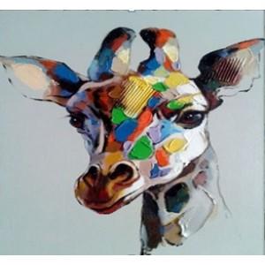 Картина жираф Kare Ob55506